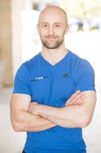 Stephen Hawcroft - EMS Trainer
